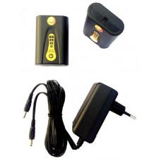 7V 2,5A  batteripakke