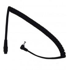 Spiral forlænger kabel